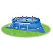 Bazén Tampa ovál 3,05 x 5,49 x 1,07 m s kartušovou filtrací