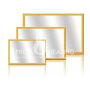 Povrchová úprava zrcadlo Infraheating 750W, sklo