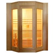 Finská sauna DeLuxe HR4045 Finland - doprava zdarma