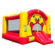 Skákací atrakce Velký klaun - Happy Hop