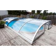 Zastřešení bazénu HANSCRAFT COVERLUX 3