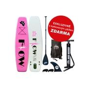 AQUA MARINA Paddle board FLOW - Yoga & Fitness - doprava zdarma