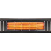 Karbonový infrazářič IQ-AERO black (černý)