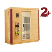 Infrasauna HANSCRAFT ALICANTE 2+