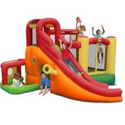 Happy Hop Nové Play centrum 11 v 1, multifunkční hrací centrum oranžová