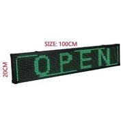 LED reklamní a textový displej IQ-LP GREEN (zelená)