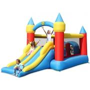 Happy Hop ACTIVITY skákací a prolézací hrad, zábavné centrum s dvojitou skluzavkou od Happy Hop