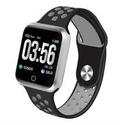 IMMAX SW10 chytré hodinky stříbrné 09015