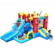 Happy Hop Skákací hrad 8 v 1 play centrum