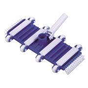 HANSCRAFT Vysavač flexibilní s kolečky a kartáči do boku