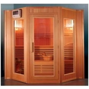 Finská sauna EDMONTON 5000 - doprava zdarma