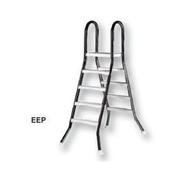 Schůdky  EEP pro nezapuštěné bazény 4+4 stupně