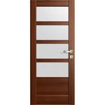 Interiérové dveře s povrchovou úpravou folie