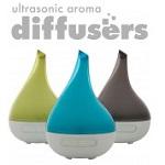 Ultrasonické aroma difuzéry